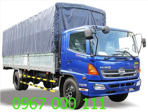 Cần thuê xe tải chở hàng Hà Nội