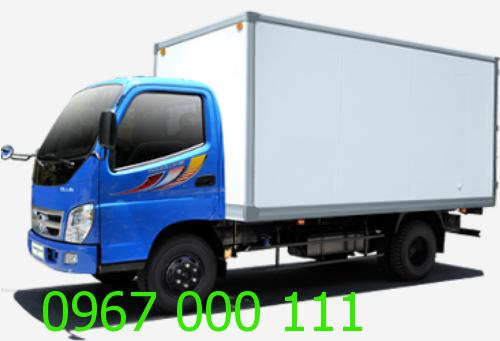 Cho thuê xe tải nhỏ 2 tấn tại Hà Nội