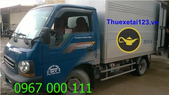 Giá cước taxi tải Thần Đèn