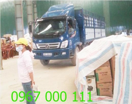 Giao nhận vận tải hàng hóa nhiều địa điểm uy tín