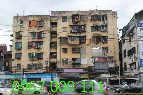 Chuyển nhà chung cư cũ