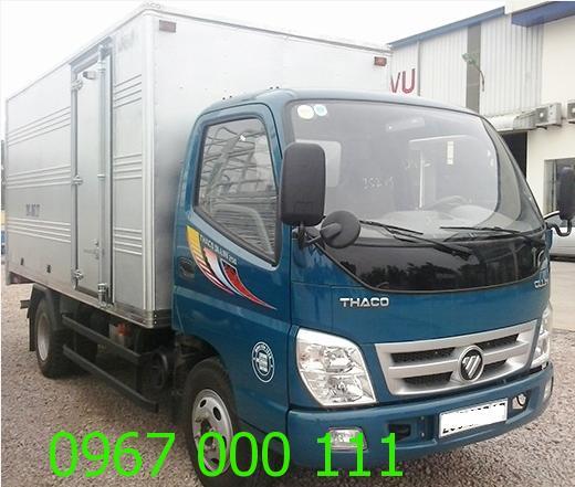 Cho thuê xe tải 1 tấn 25 giá rẻ tại Hà Nội