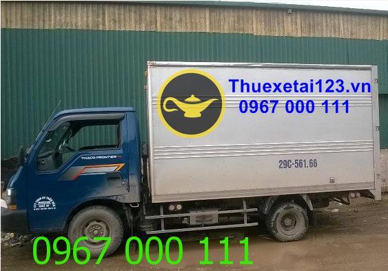 Taxi tải chuyển nhà liên tỉnh