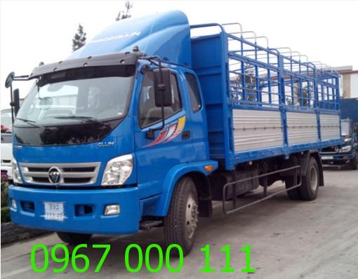 Cho thuê xe tải chở hàng tại Thanh Xuân