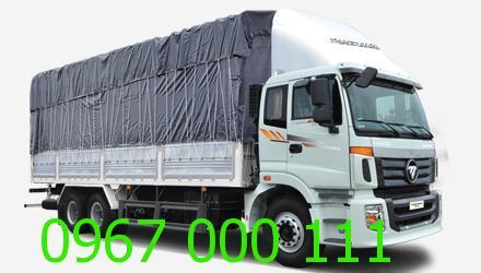 Cho thuê xe tải 8 tấn chở hàng Hà Nội