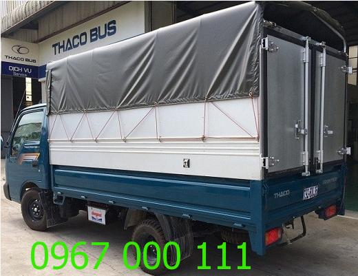 Thuê xe tải chở hàng Hà Nội - Nam Định giá rẻ