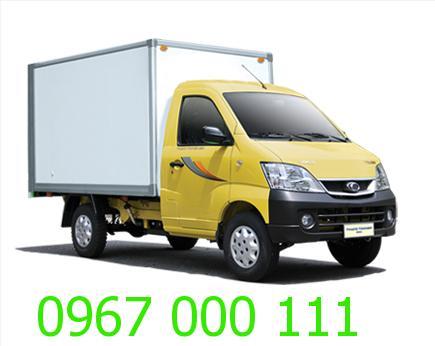 Xe tải nhỏ chở hàng thuê nhanh gọn giá rẻ Hà Nội