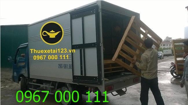 Taxi tải chuyển nhà trọn gói giá rẻ Thần Đèn