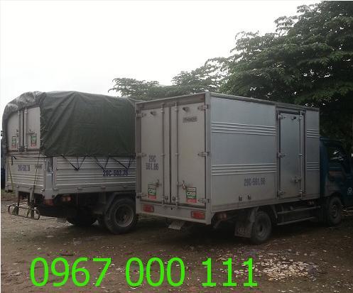 Xe tải chở hàng tại Hoàng Mai giá rẻ