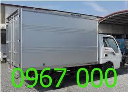 Dịch vụ cho thuê xe tải 1,25 tấn chế độ chính sách chỉ có ở Thần Đèn