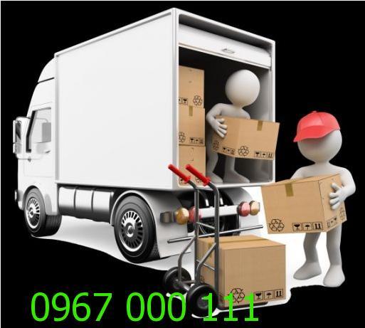 Dịch vụ xe tải giao hàng tại Hà Nội