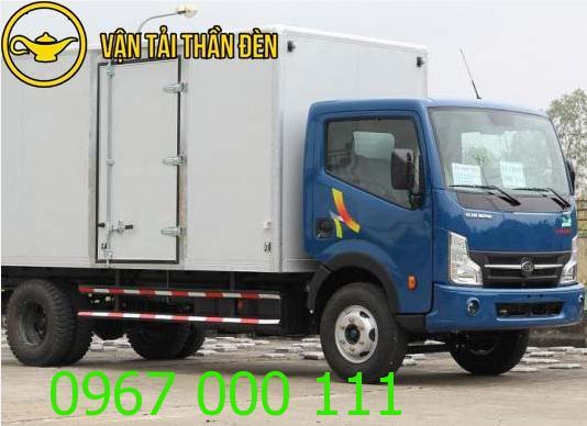 Cho thuê xe tải chở hàng tại Bắc Giang