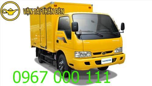 Cho thuê xe tải chở hàng tại Đống Đa